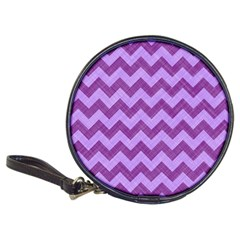 Background Fabric Violet Classic 20 Cd Wallets