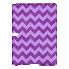 Background Fabric Violet Samsung Galaxy Tab S (10 5 ) Hardshell Case