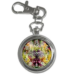 Background Art Abstract Watercolor Key Chain Watches by Nexatart