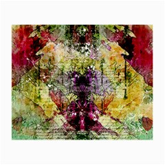 Background Art Abstract Watercolor Small Glasses Cloth