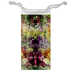 Background Art Abstract Watercolor Jewelry Bag