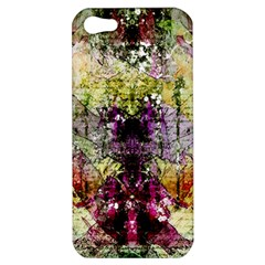 Background Art Abstract Watercolor Apple Iphone 5 Hardshell Case