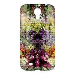 Background Art Abstract Watercolor Samsung Galaxy S4 I9500/i9505 Hardshell Case