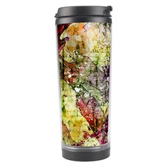 Background Art Abstract Watercolor Travel Tumbler