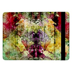 Background Art Abstract Watercolor Samsung Galaxy Tab Pro 12 2  Flip Case