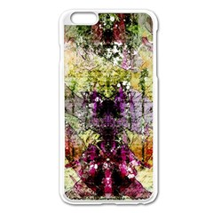 Background Art Abstract Watercolor Apple Iphone 6 Plus/6s Plus Enamel White Case