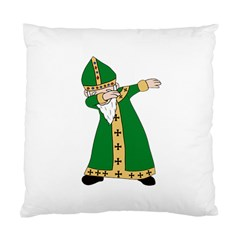 St  Patrick  Dabbing Standard Cushion Case (one Side)