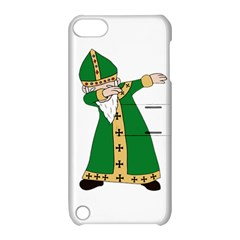 St  Patrick  Dabbing Apple Ipod Touch 5 Hardshell Case With Stand by Valentinaart