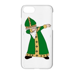 St  Patrick  Dabbing Apple Iphone 8 Hardshell Case by Valentinaart