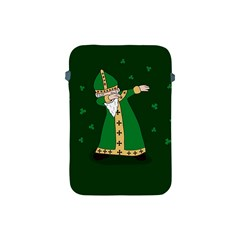 St  Patrick  Dabbing Apple Ipad Mini Protective Soft Cases by Valentinaart