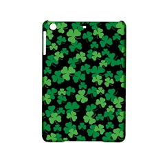 St  Patricks Day Clover Pattern Ipad Mini 2 Hardshell Cases by Valentinaart