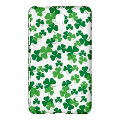 St  Patricks Day Clover Pattern Samsung Galaxy Tab 4 (8 ) Hardshell Case  by Valentinaart