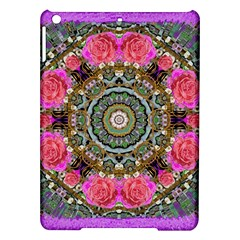 Roses In A Color Cascade Of Freedom And Peace Ipad Air Hardshell Cases