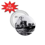 USS YMS-415 Pic 1.75  Button (10 pack)