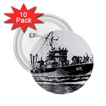 USS YMS-415 Pic 2.25  Button (10 pack)
