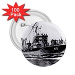 USS YMS-415 Pic 2.25  Button (100 pack)