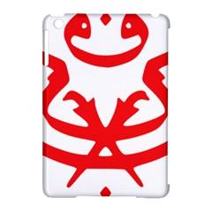 Malaysia Unmo Logo Apple Ipad Mini Hardshell Case (compatible With Smart Cover) by abbeyz71