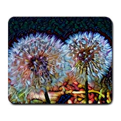 Dandalion Large Mouse Pad (rectangle) by AllThingsZevon