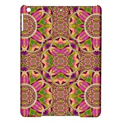 Jungle Flowers In Paradise  Lovely Chic Colors Ipad Air Hardshell Cases by pepitasart