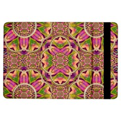 Jungle Flowers In Paradise  Lovely Chic Colors Ipad Air Flip by pepitasart