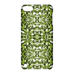 Stylized Nature Print Pattern Apple Ipod Touch 5 Hardshell Case With Stand by dflcprints