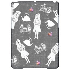 Chalkboard Kids Apple Ipad Pro 9 7   Hardshell Case by snowwhitegirl