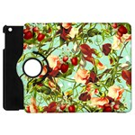 Fruit Blossom Apple iPad Mini Flip 360 Case Front