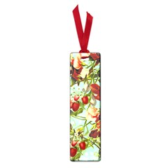 Fruit Blossom Small Book Marks by snowwhitegirl