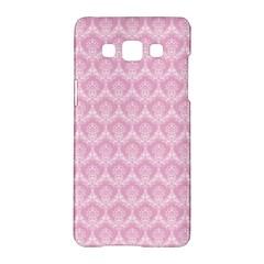 Damask Pink Samsung Galaxy A5 Hardshell Case