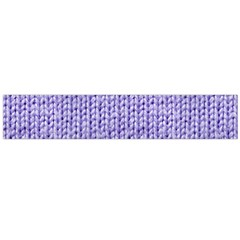 Knitted Wool Lilac Large Flano Scarf  by snowwhitegirl