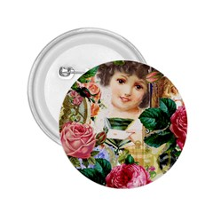 Little Girl Victorian Collage 2 25  Buttons by snowwhitegirl