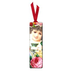 Little Girl Victorian Collage Small Book Marks by snowwhitegirl