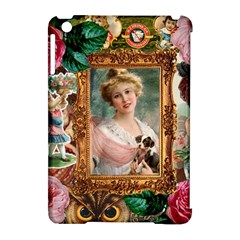 Victorian Collage Of Woman Apple Ipad Mini Hardshell Case (compatible With Smart Cover) by snowwhitegirl
