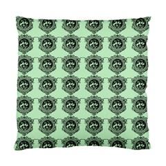 Three Women Green Standard Cushion Case (one Side)
