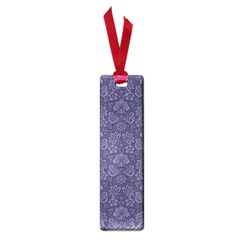 Damask Purple Small Book Marks by snowwhitegirl