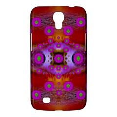 Shimmering Pond With Lotus Bloom Samsung Galaxy Mega 6 3  I9200 Hardshell Case by pepitasart