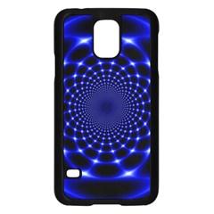 Indigo Lotus 2 Samsung Galaxy S5 Case (black)