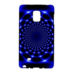 Indigo Lotus  Galaxy Note Edge by vwdigitalpainting