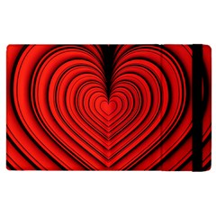 Ruby s Love 20180214072910091 Apple Ipad 2 Flip Case by ThePeasantsDesigns