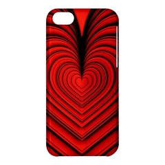Ruby s Love 20180214072910091 Apple Iphone 5c Hardshell Case by ThePeasantsDesigns