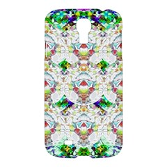 Nine Little Cartoon Dogs In The Green Grass Samsung Galaxy S4 I9500/i9505 Hardshell Case