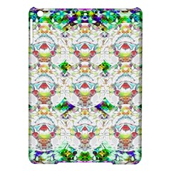 Nine Little Cartoon Dogs In The Green Grass Ipad Air Hardshell Cases by pepitasart