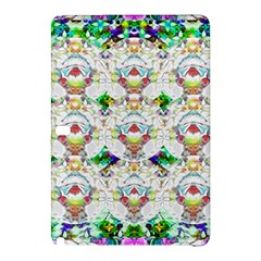 Nine Little Cartoon Dogs In The Green Grass Samsung Galaxy Tab Pro 12 2 Hardshell Case by pepitasart