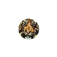 Tiger 1340039 1  Mini Magnets by 1iconexpressions