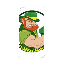 St  Patricks Day Apple Iphone 4 Case (white) by Valentinaart