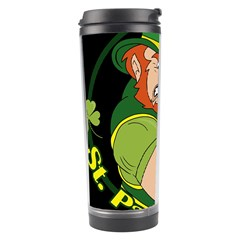 St  Patricks Day Travel Tumbler by Valentinaart