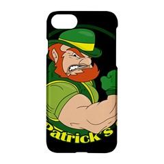 St  Patricks Day Apple Iphone 8 Hardshell Case by Valentinaart
