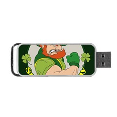 St  Patricks Day Portable Usb Flash (two Sides)