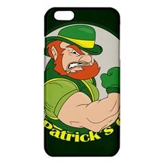 St  Patricks Day Iphone 6 Plus/6s Plus Tpu Case by Valentinaart