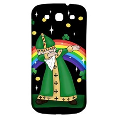 St  Patrick  Dabbing Samsung Galaxy S3 S Iii Classic Hardshell Back Case by Valentinaart